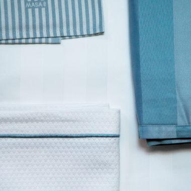 Una selezione accurata dei migliori tessuti